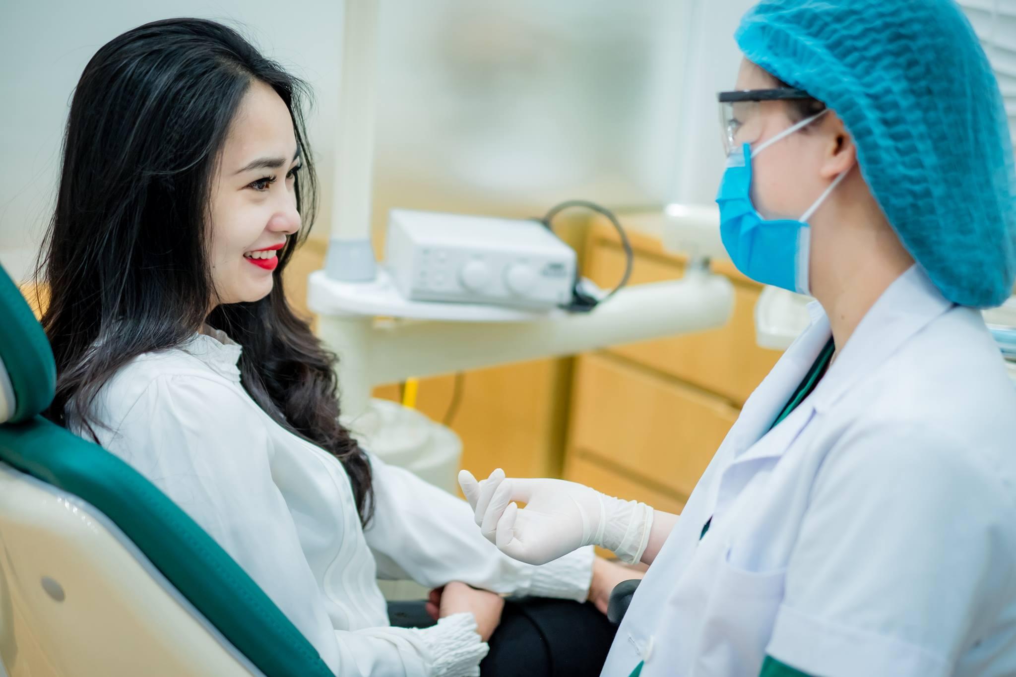 Bọc răng sứ hoàn thiện nhanh chóng với Queen Smile